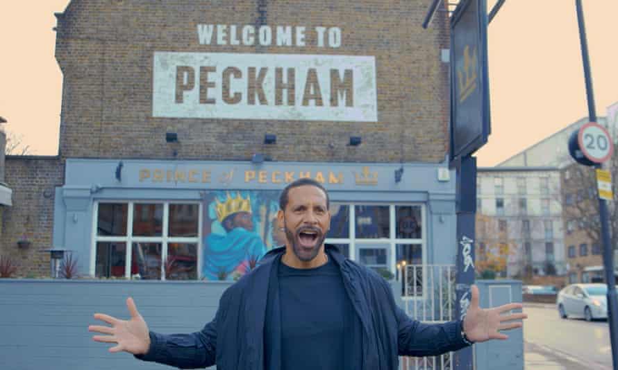 Ferdinand in Peckham.