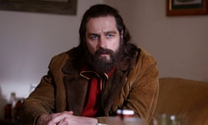 Incognito … Matthew Rhys in The Americans.
