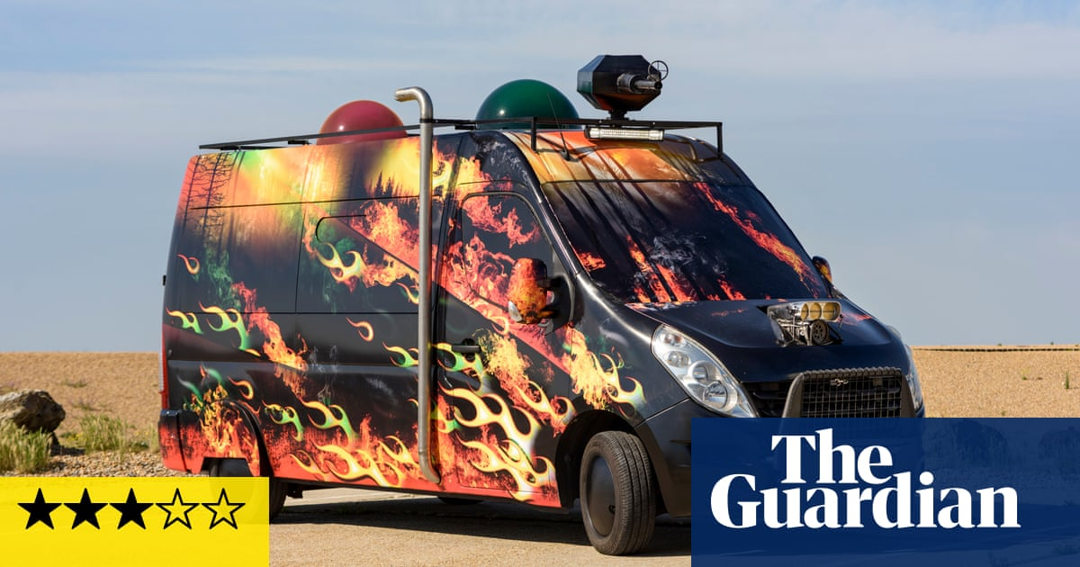 Run from the flaming van of the apocalypse! Folkestone Triennial review