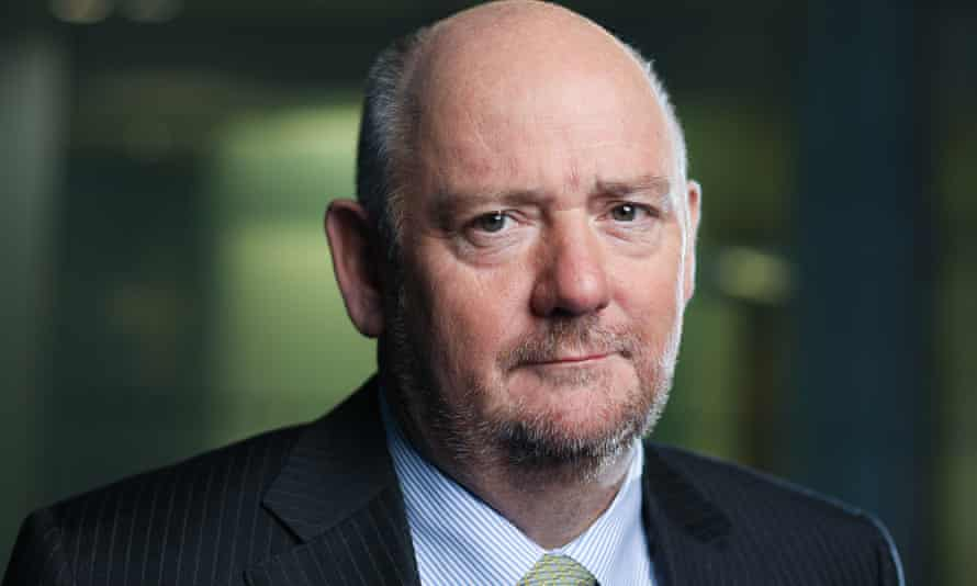 Richard Cousins was the chief executive officer of Compass Group.