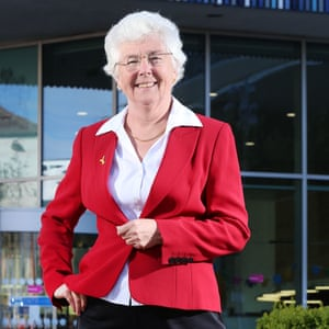 Ros Jones, mayor of Doncaster, has a solid background in accountancy.