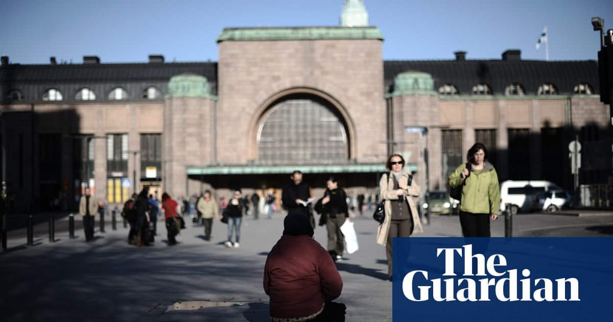 It's a miracle': Helsinki's radical solution to homelessness