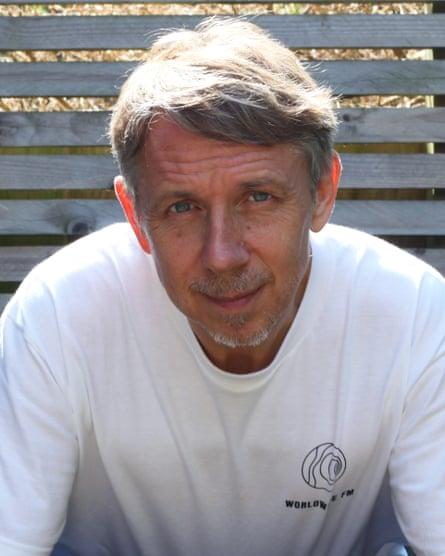 Gilles Peterson.