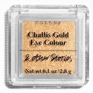 Eye colour in Challis Gold, £7, by & Other Stories.