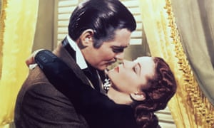 Gone with the Wind: Clark Gable and Vivien Leigh