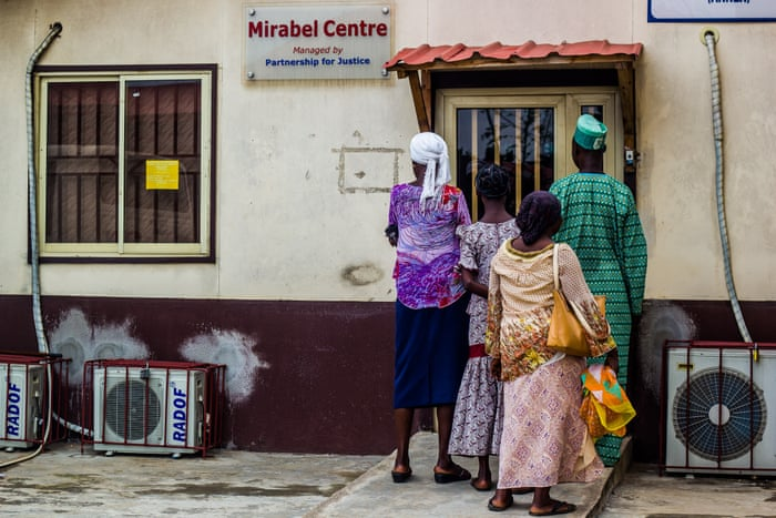 Welcome to Mirabel: the first centre supporting rape