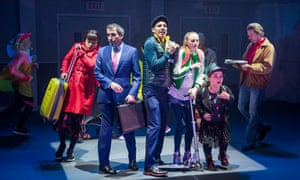 A Pacifist's Guide to the War on Cancer, directed by Bryony Kimmings, at the National Theatre, London.