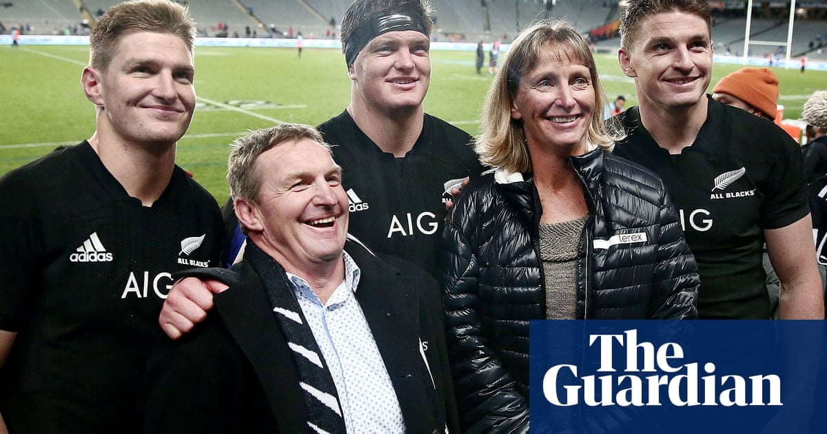 The Fabulous Barrett Boys New Zealand S Humble Rugby Superstars Andy Bull Sport The Guardian