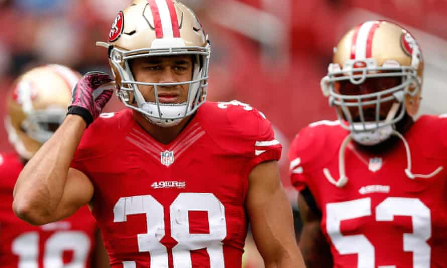 There is a chance that Jarryd Hayne could be promoted from the San Francisco 49ers practice squad to take over the punt return role.