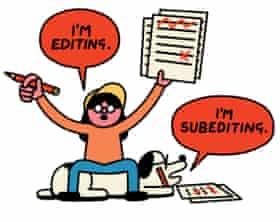 Nav and Newshound editing