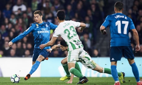 Marco Asensio scores twice as Real Madrid surge to win over Real Betis