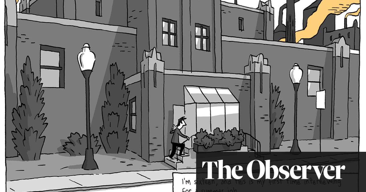 Factory Summers by Guy Delisle review – trouble at the mill