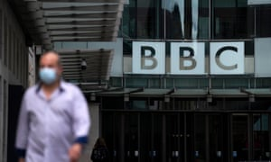 BBC Broadcasting House in central London, 2 July 2020