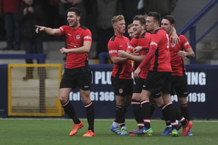 Hyde United will be hoping for home comforts at Ewen Fields against MK Dons on Friday