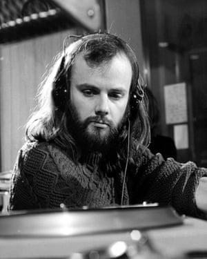 John Peel circa 1969.