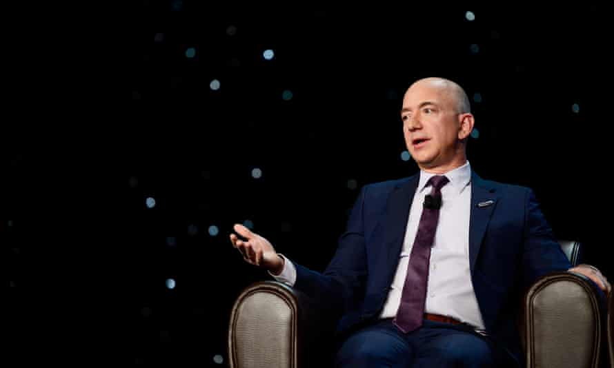 Jeff Bezos's Gulfstrea, G650ER has touched down in or near the candidate cities Boston, Washington, Denver, Dallas, Los Angeles and Newark, New Jersey.