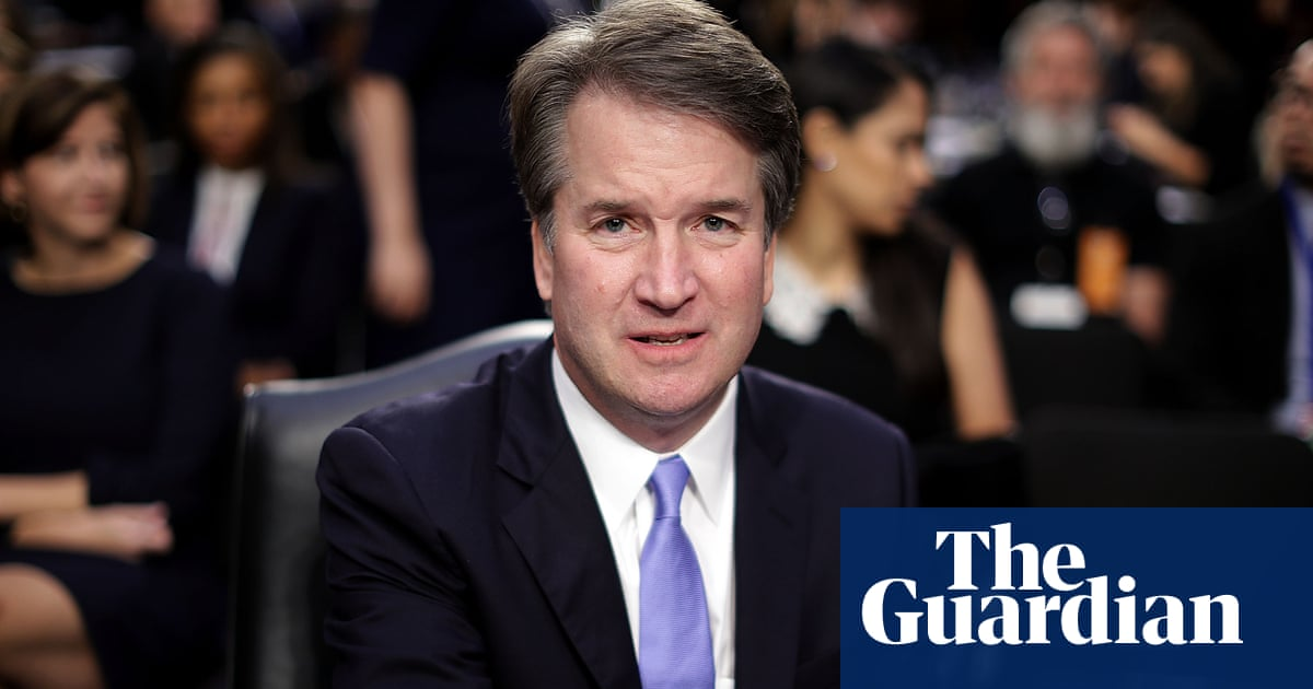 How to humiliate a woman: the ugly lesson of Brett Kavanaugh's yearbook   US news   The Guardian