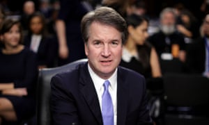 Brett Kavanaugh ... a 35-year-old joke rears its ugly head.