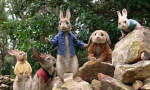 Rock solid … Peter Rabbit.