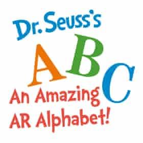 Dr. Seuss's ABC logo