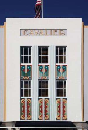 Cavalier Hotel, Miami, Florida, 1936