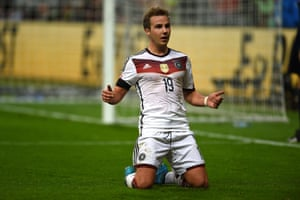 A second for Götze as Germany seal the win.