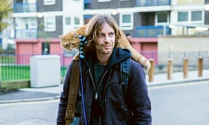 Working with animals: Treadaway with Bob in A Street Cat Named Bob.