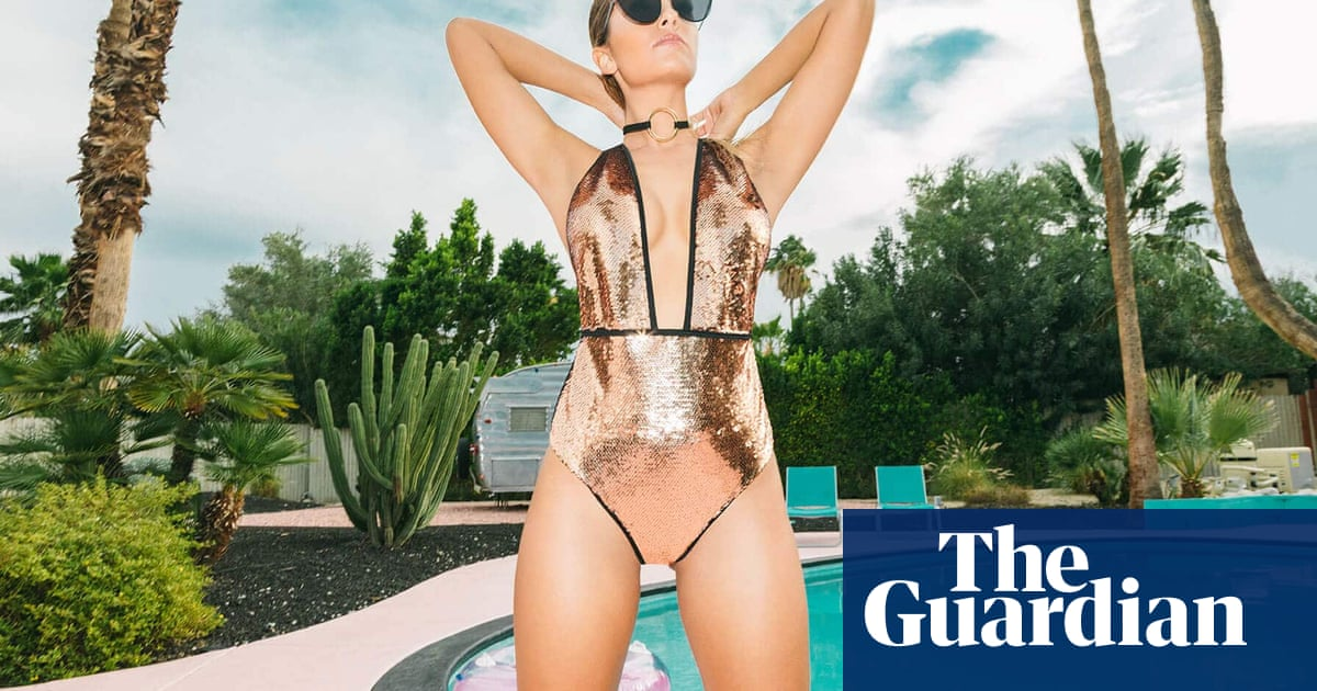 6f5462aaf8bc7 Don't add water: how Instagram changed poolside posing | Fashion ...
