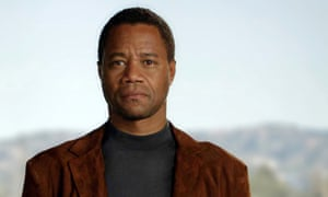'You mean this happened the same way 20 years ago?' … Cuba Gooding Jr in The People v OJ Simpson.