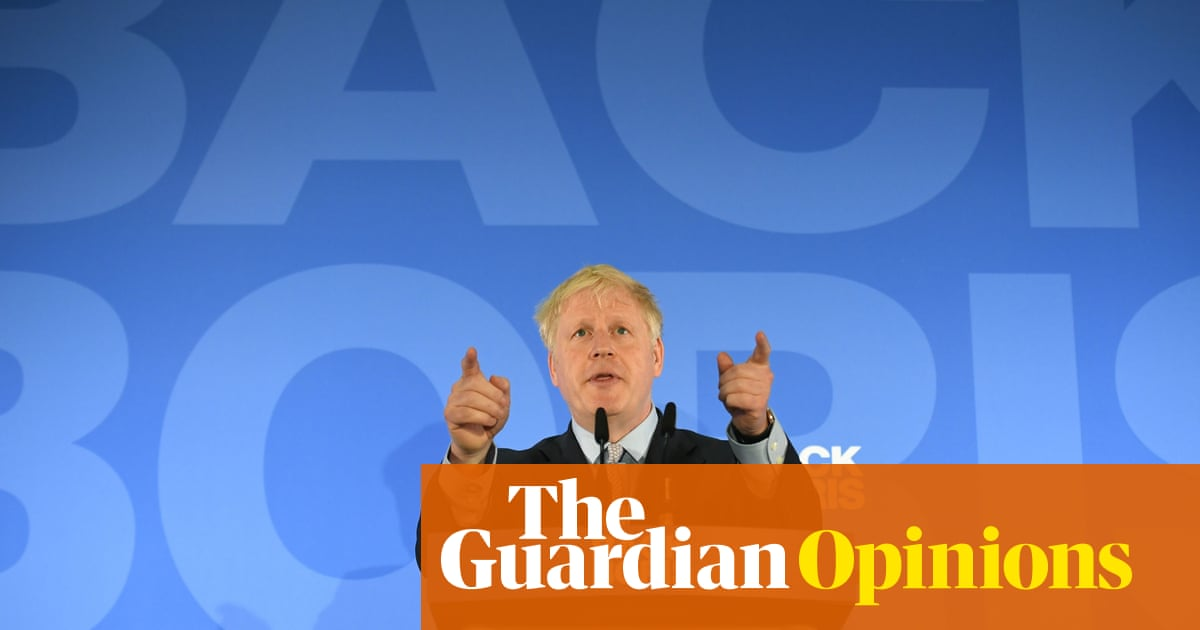 Boris Johnson: a charlatan with bravado. Barely a word he spoke was trustworthy | Polly Toynbee