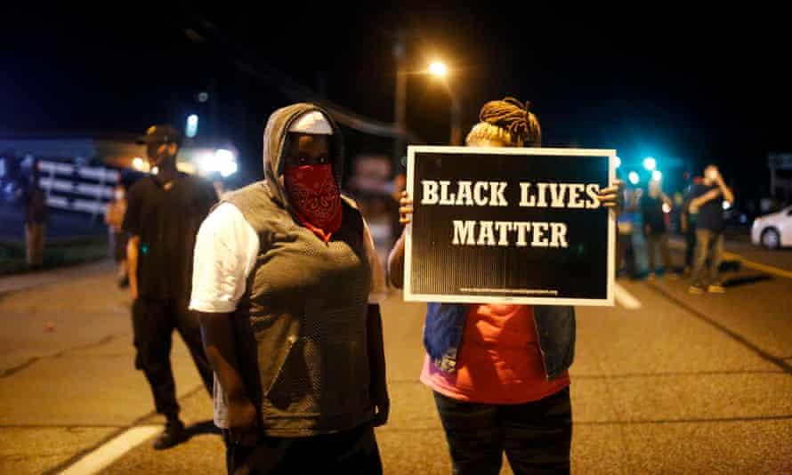 Black Lives Matter Ferguson