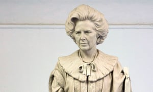 The proposed statue of Margaret Thatcher