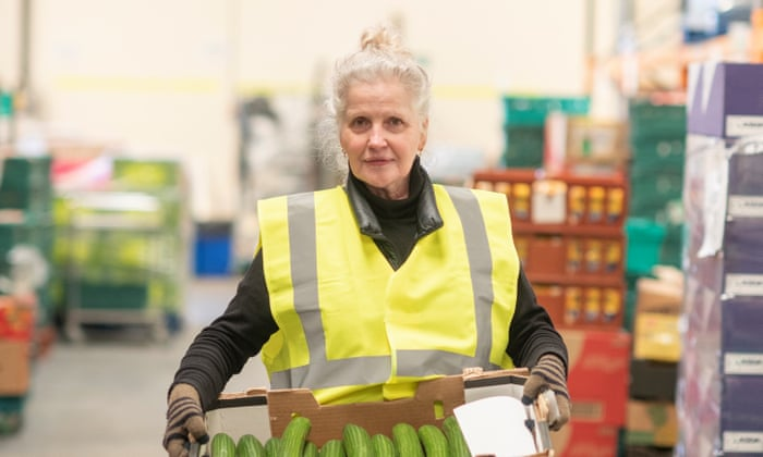 Food charities on the Covid frontline: 'Without support, more people would fall through the gaps'