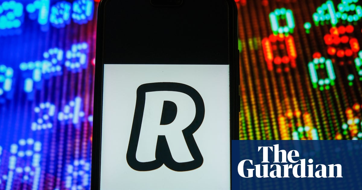 Cryptocurrency boom fails to stem losses at UK fintech firm Revolut