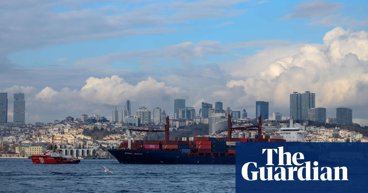 Turkish ex-admirals arrested over criticism of Erdoğan's 'crazy' canal scheme