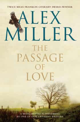 cover image for Alex Miller's The Passage of Love