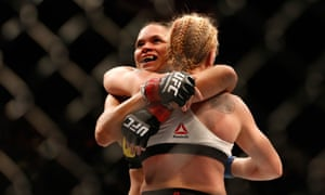 Amanda Nunes overcame Valentina Shevchenko in the evening's first fight