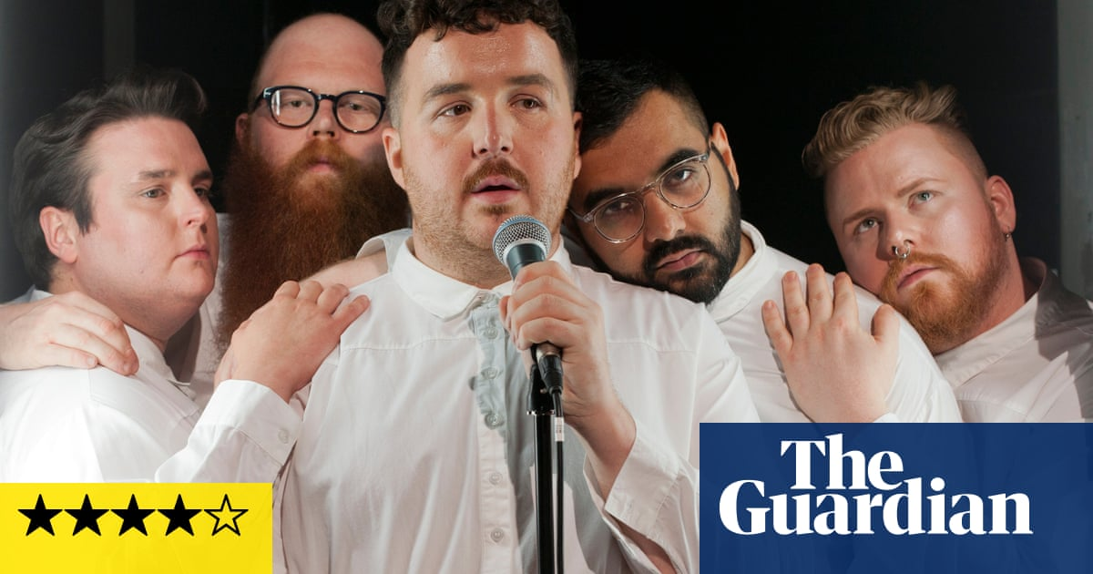 Fat Blokes review – angry and joyful cabaret created by plus