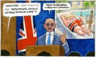 Steve Bell on GPs being offered £250m if they see more patients in person – cartoon