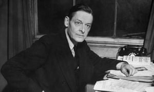 """TS Eliot said that the greatest difficulty for a poet is to distinguish between """"what one really feels and what one would like to feel""""..."""
