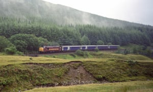 Catching The Night Train To The Scottish Highlands Travel