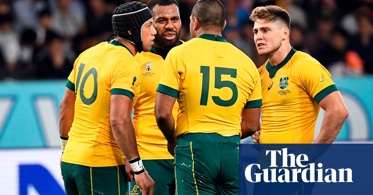Wallabies can expect aerial assault after Wales show hand at Rugby World Cup | Bret Harris