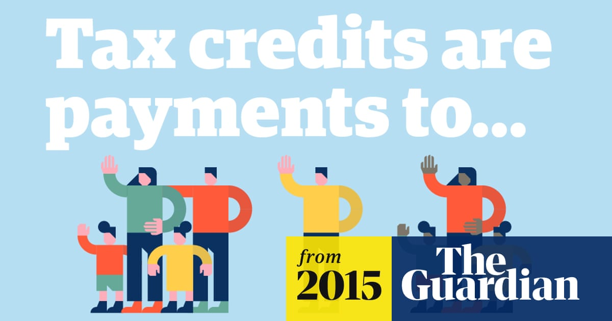 Tax credits: what are they and who benefits?