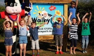Walby Farm, Cumbria