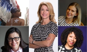 Composite of Saira Nicole, Wendy Davis, Lucy Morieson, Tracy Clayton and Isabel Vincent.
