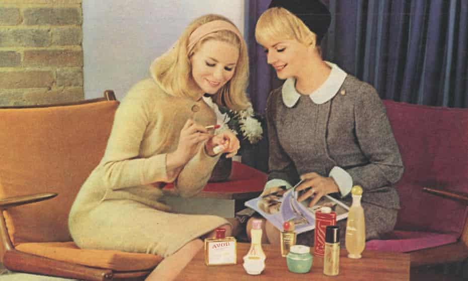 1960s UK Avon Magazine Advert