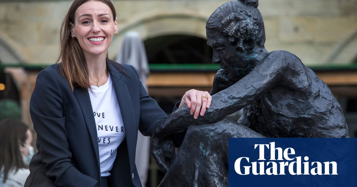 Statue of Anne Lister, TV's Gentleman Jack, unveiled in Halifax