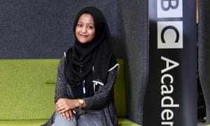 Marjana Uddin BBC Credit Edwin Ladd
