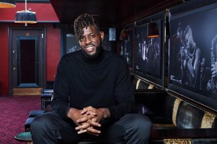 Ashley Henry: 'Dengan jazz Inggris sekarang, kami kaum Afro-Karibia memiliki kisah kami sendiri untuk diceritakan.'
