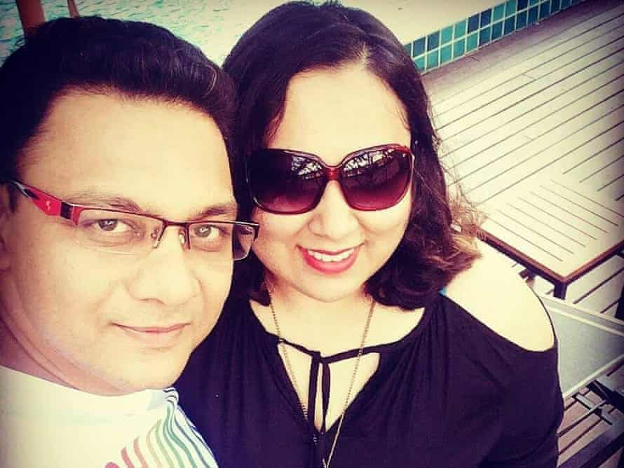 Samarpita and Sankalp Sharma